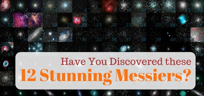 12 Stunning Messier objects for new astronomers