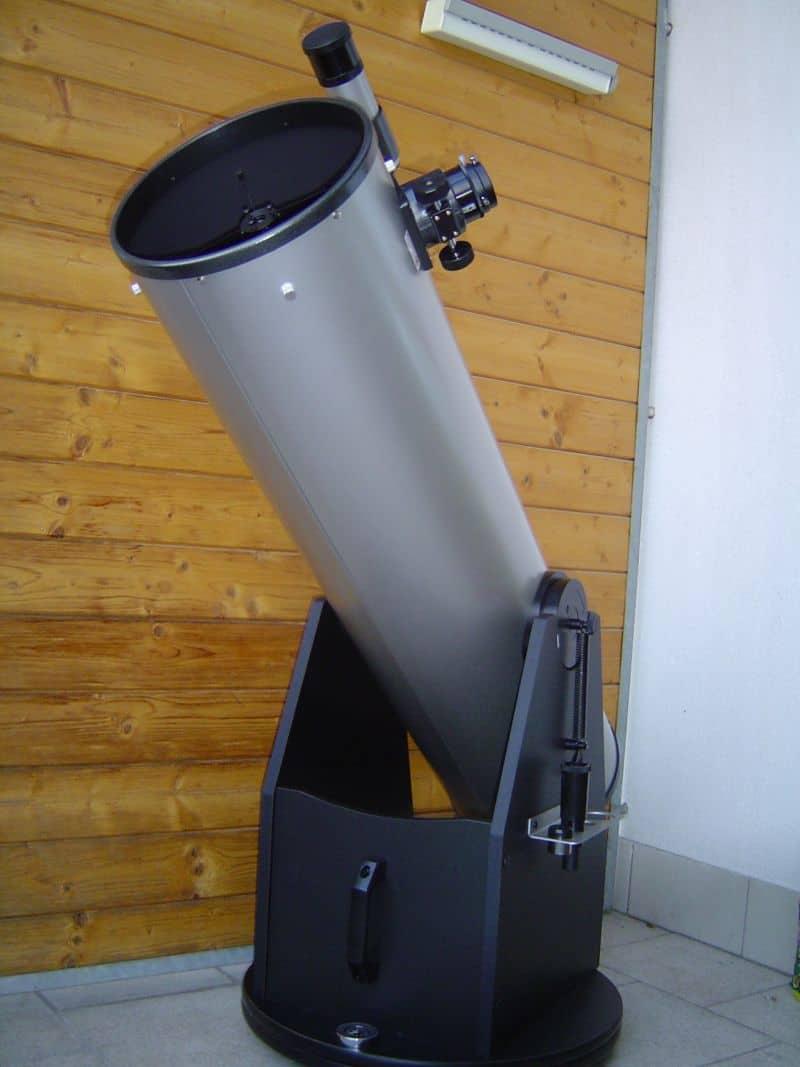 10inch Dobsonian telescope