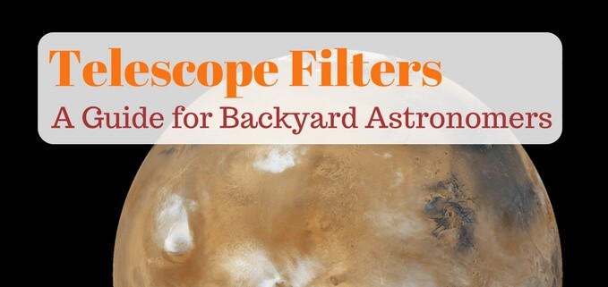 Beginner's guide to telescope filters