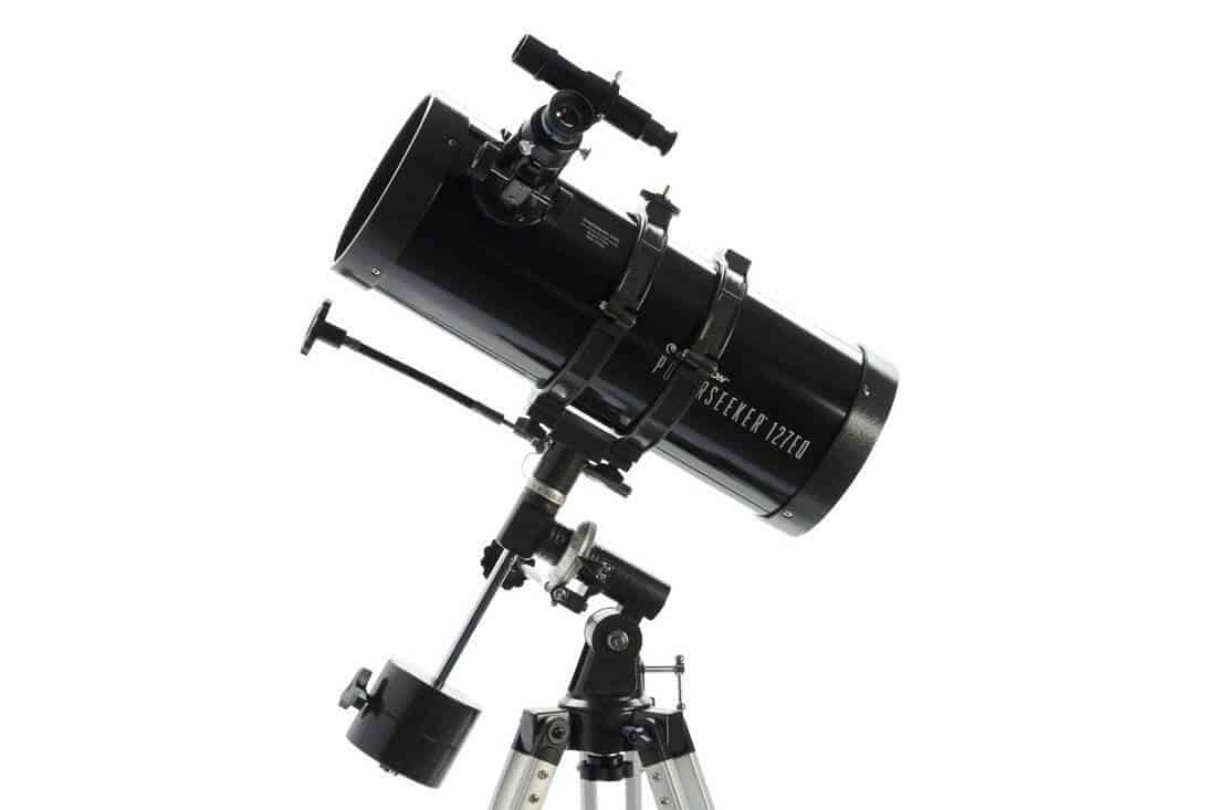 Best Newtonian telescope under $300 celestron 127eq powerseeker