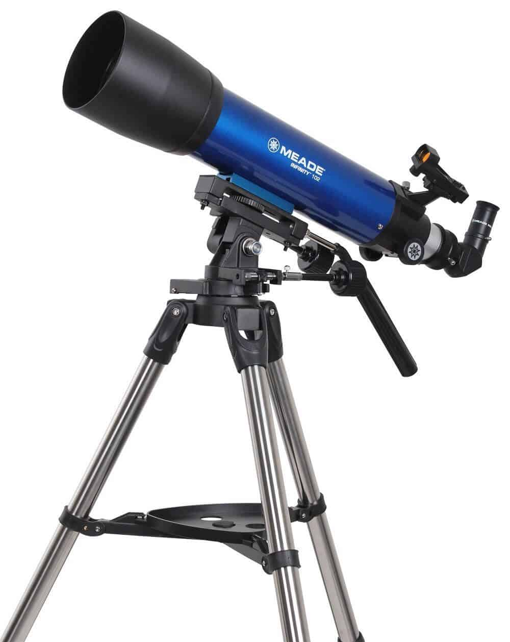Best refractor telescope below $300 meade-infinity-102mm-az