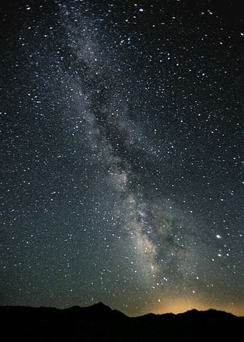 Milky Way in Sagittarius