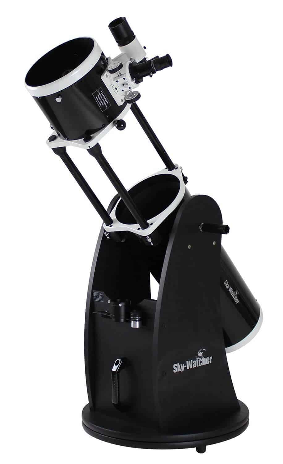 Best Dobsonian telescope between $300 and $500 skywatcher 8 collapsible dobsonian