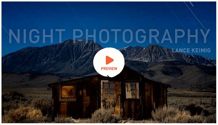 Night sky photography course