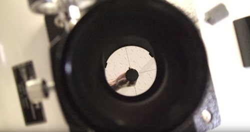 Starting telescope collimation with mirrors out of alignment