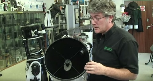 Getting the right tools for telescope collimation