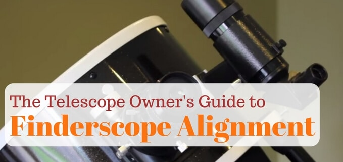 How to align a finderscope