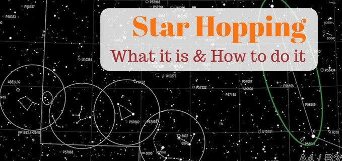 Star hopping guide for astronomers