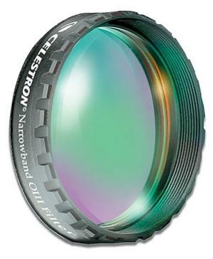 Celestron Narrowband OIII Filter