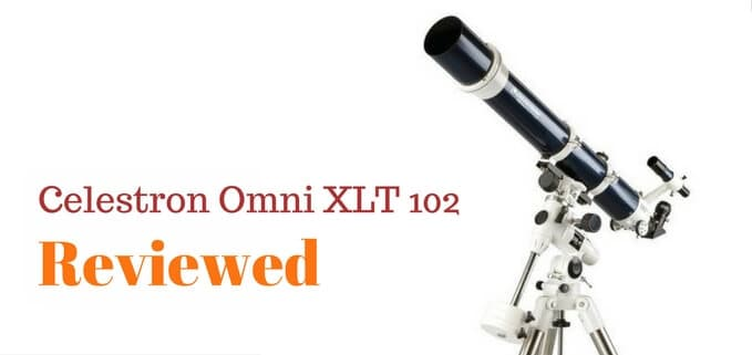 Review of the Celestron Omni XLT 102 telescope