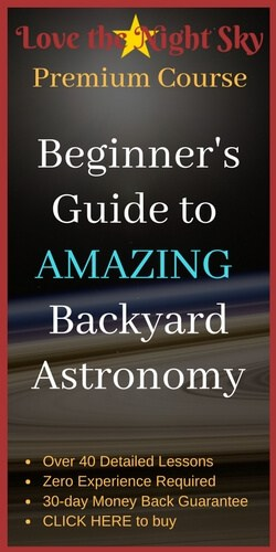 Beginner's Guide to Backyard Astronomy Course