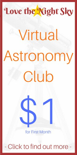 Virtual Astronomy Club for a Dollar