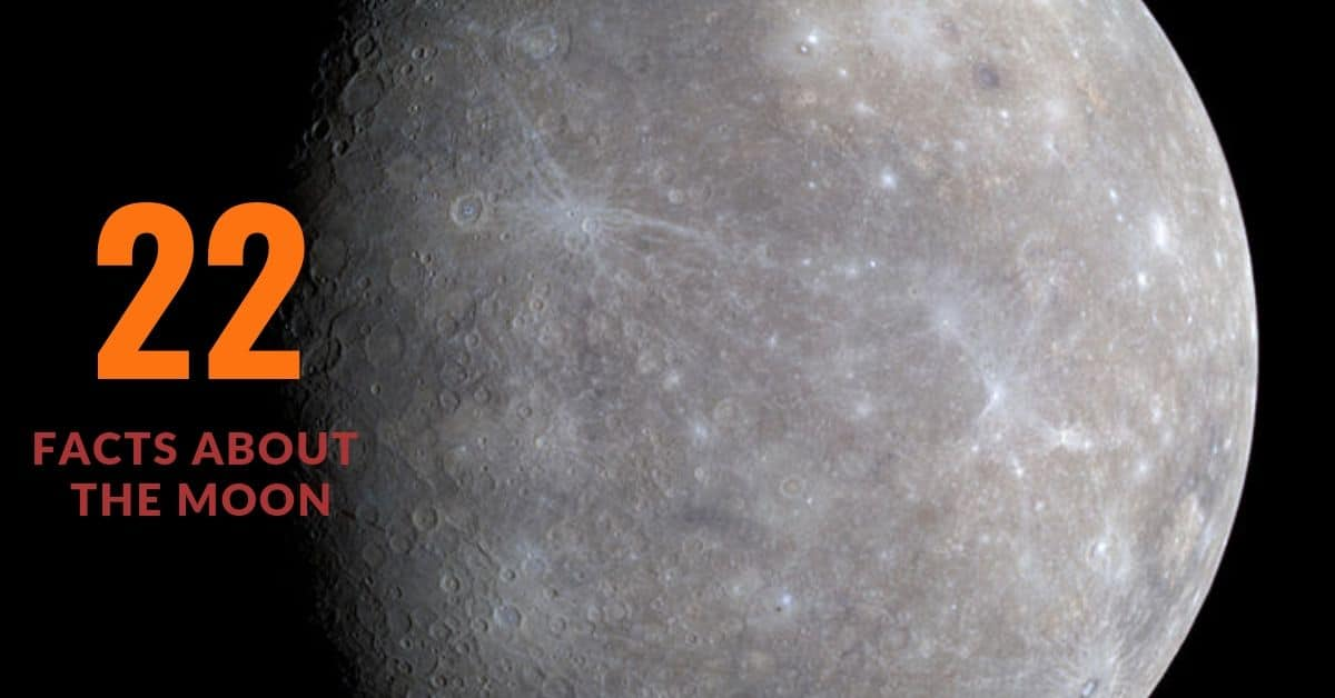 Featured image for 22 facts about the moon post