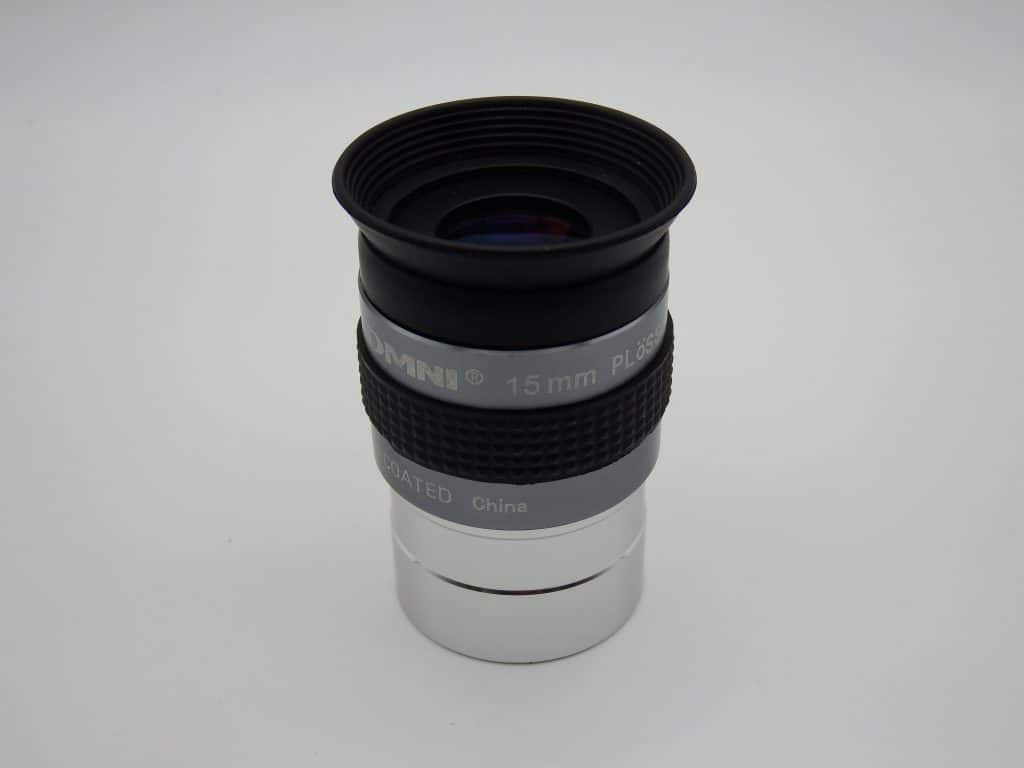 Celestron's 15mm Omni Plössl eyepiece