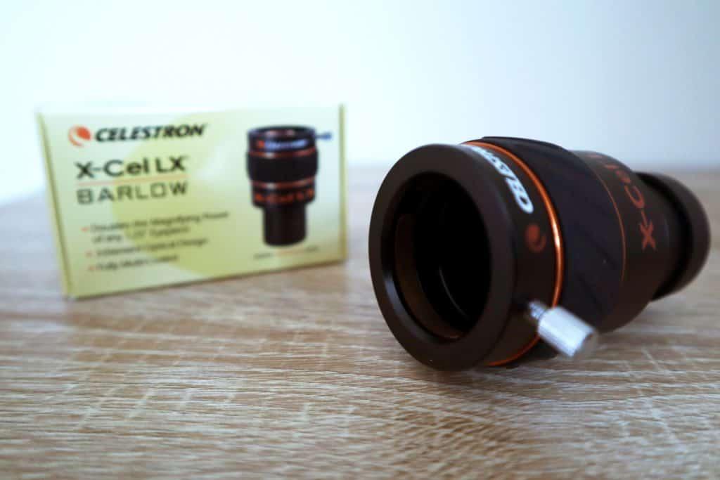 2x Barlow from Celestron X-Cel LX range