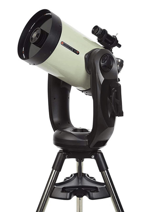 Celestron CPC Deluxe 1100HD compound scope