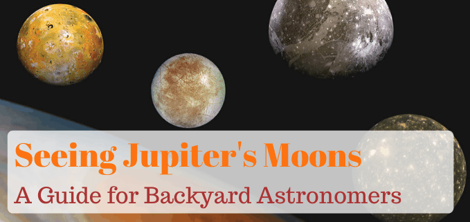 A guide to Jupiter's moons FI