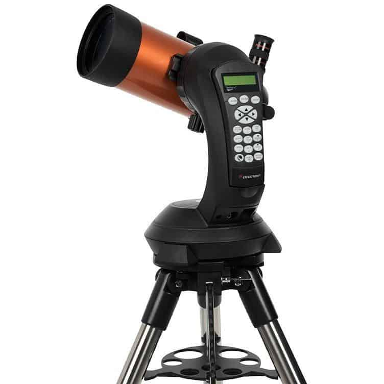 The NexStar 4SE telescope