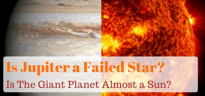 Is jupiter a failed star FI