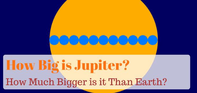 How Big is Jupiter FI