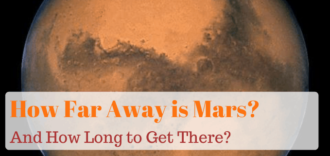 How far away is Mars FI
