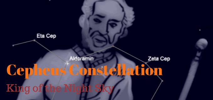 Cepheus constellation FI