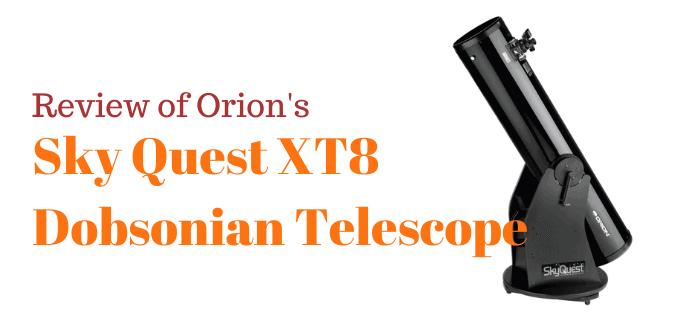 Orion XT8 telescope review