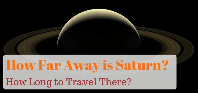 How far away is Saturn FI