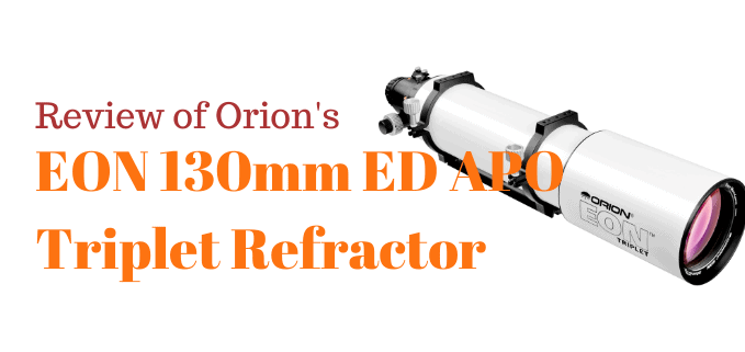 Orion EON 130mm Telescope Review FI