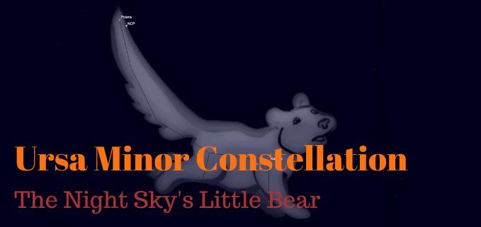 Ursa Minor Constellation FI