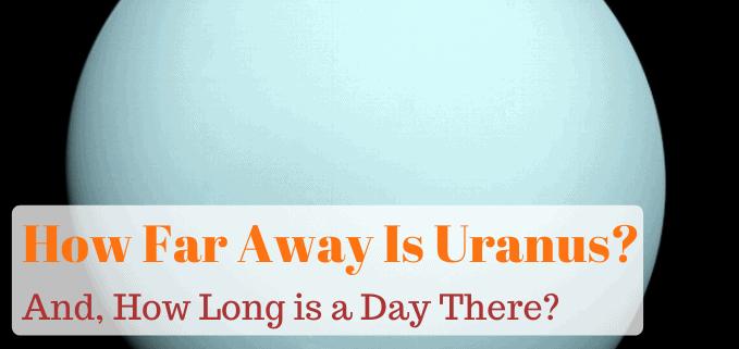 How far is Uranus Featured Image