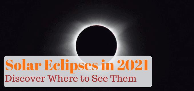 Solar Eclipses in 2021 FI