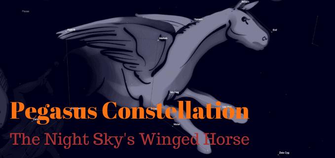Pegasus constellation featured image