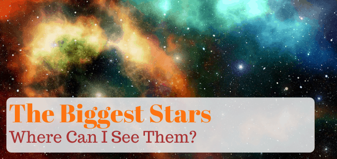 What are the biggest stars FI