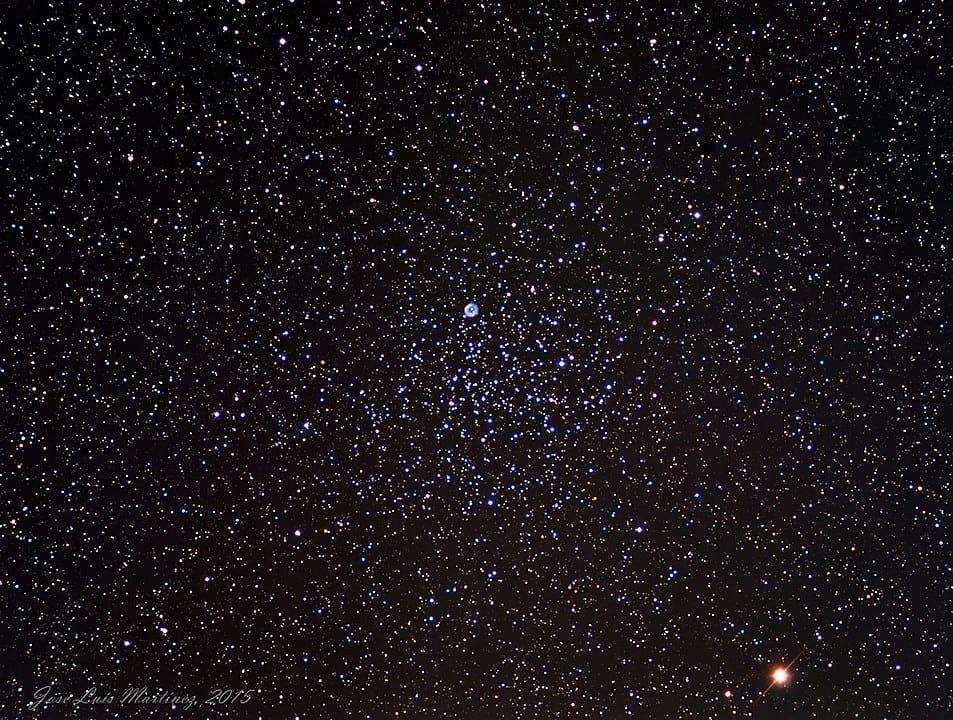 M46 by Jose Luis Martinez
