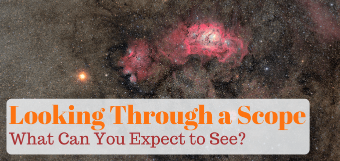 What can you see with a telescope featured image