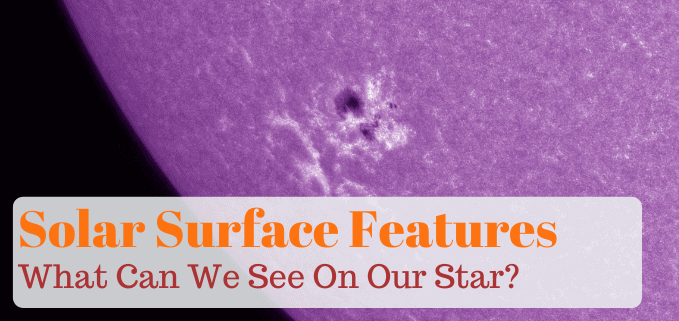Surface features of the Sun FI
